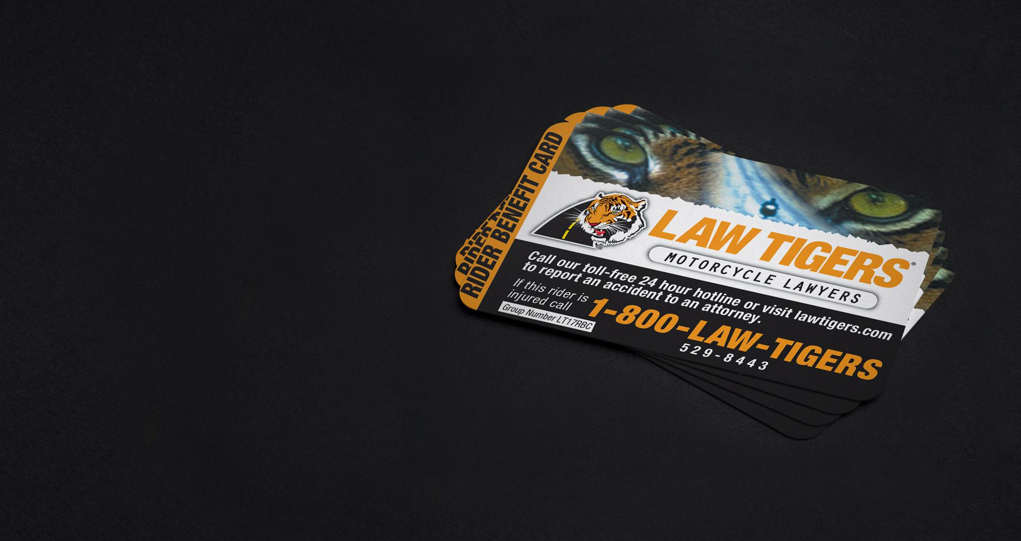 Free Rider Benefit Card