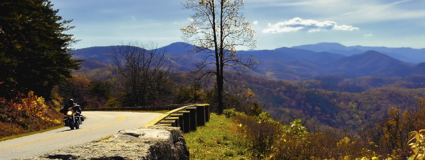 motorcycle routes in virginia