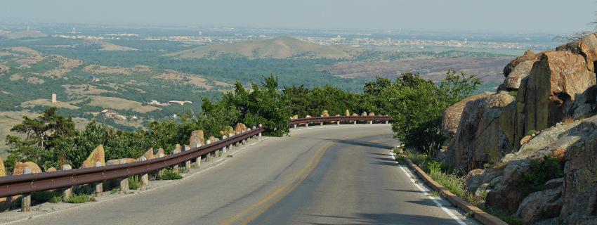 Medicine Park Trail