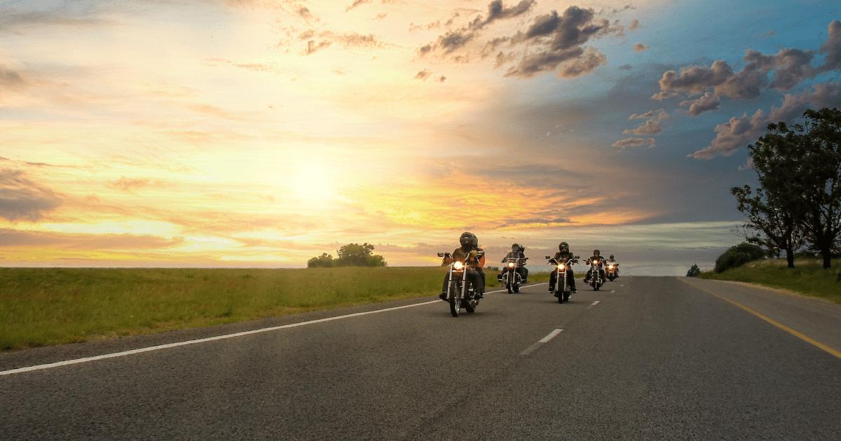 motorcycle riders in sturgis