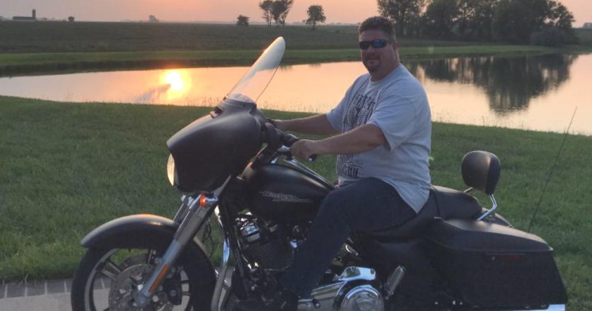 andy toennies motorcycle