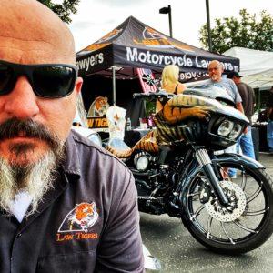 Why I Ride – Patrick DiBenedetto, Attorney at Law